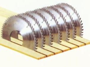 多片纵切锯机  MJ143