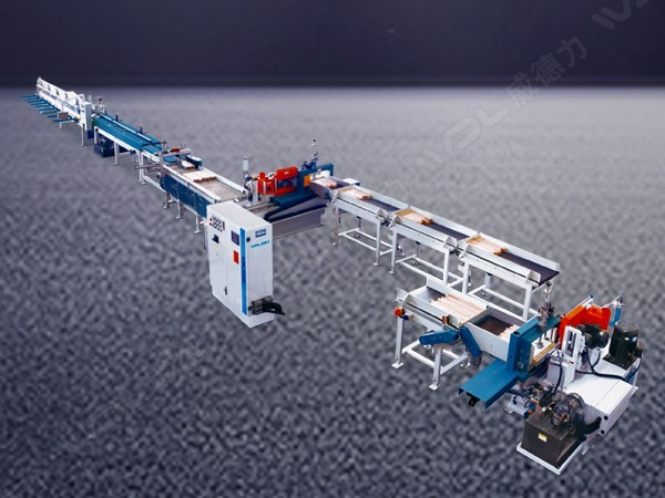 自动梳齿榫生产线  ML1560C