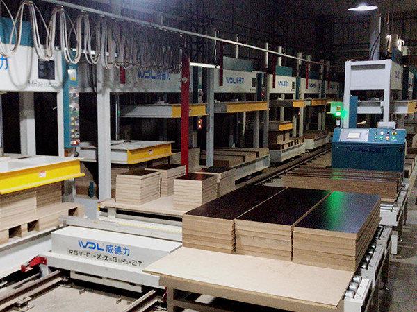 威德力与您分享木工机械行业的优势