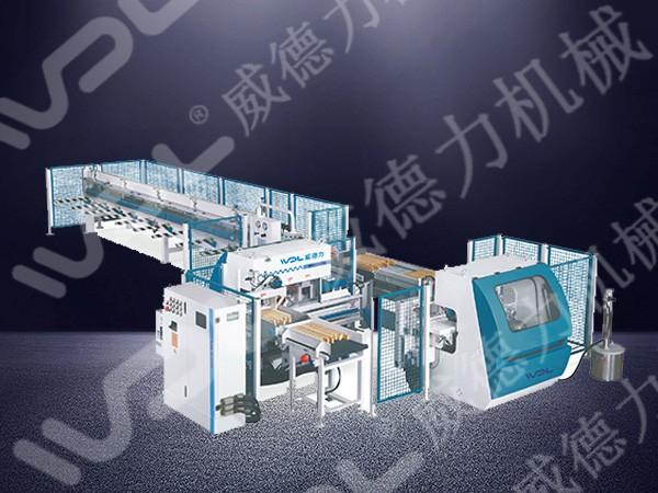 自动梳齿榫生产线  ML1560A